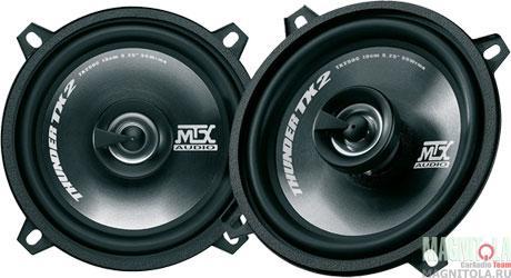 Коаксиальная акустическая система MTX TX250C