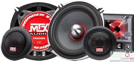 Компонентная акустическая система MTX TX650S