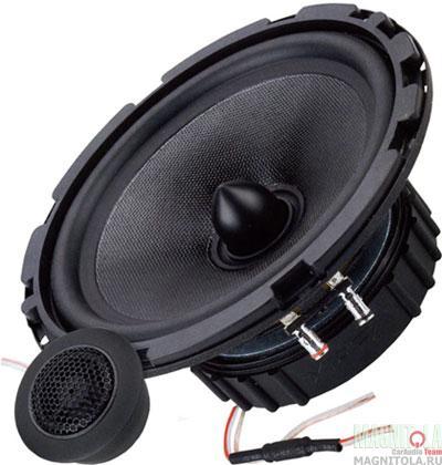 Компонентная акустическая система URAL AS-P1629K Black