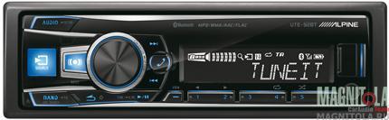 Цифровой медиаресивер с поддержкой Bluetooth Alpine UTE-92BT