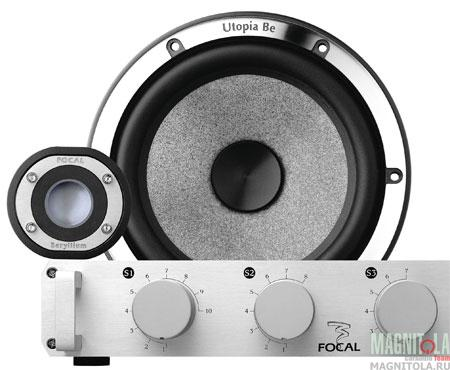 ������������ ������������ ������� Focal Utopia Be Kit N6 Passive 2-Way