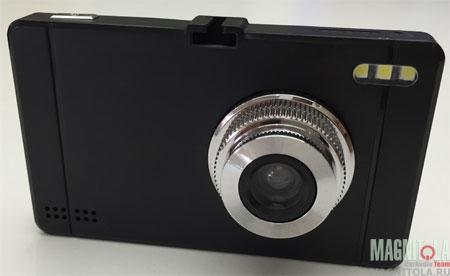 Автомобильный видеорегистратор AVS VR-165HD
