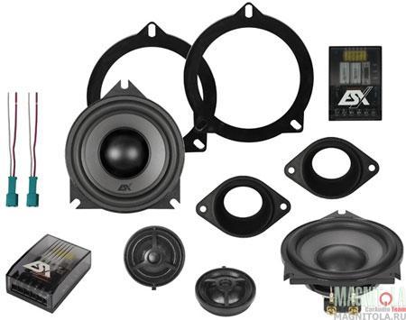 Компонентная акустическая система для автомобилей BMW ESX VS-100C BMW