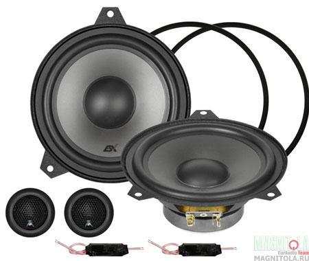 Компонентная акустическая система для автомобилей BMW ESX VS-165C BMW E46