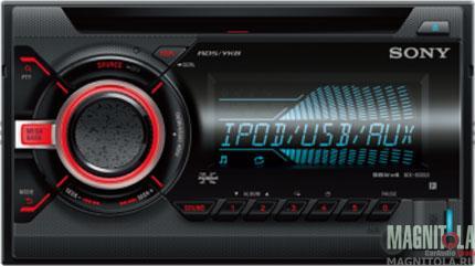 2DIN CD/MP3-ресивер с USB Sony WX-800UI