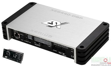 Усилитель со встроенным процессором ESX XE6440-DSP