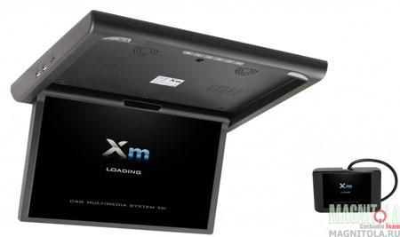 Потолочный монитор со встроенным медиаплеером XM XM-1760RDUD черный