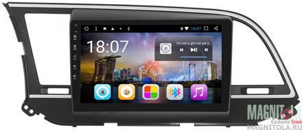 Мультимедийная система для штатной установки для Hyundai Elantra (2016-) MyDean A581