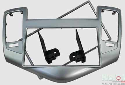 Переходная рамка 2DIN для автомобилей Chevrolet (2009-2012) AURA AFA-CH07