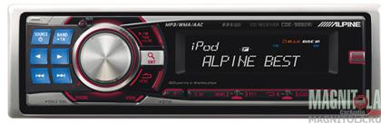 CD/MP3-������� � USB � ���������� Bluetooth Alpine CDE-9882Ri