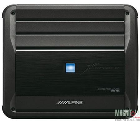 Усилитель Alpine MRX-F65