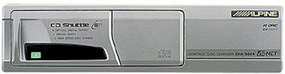 CD-чейнджер Alpine CHA-S634