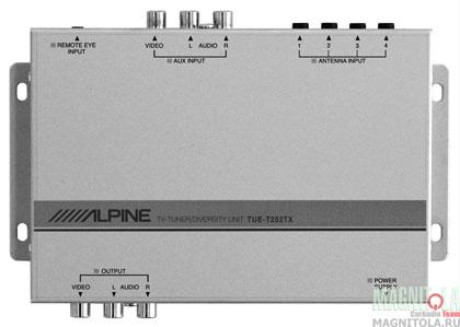 TV-тюнер Alpine TUE-T252TX