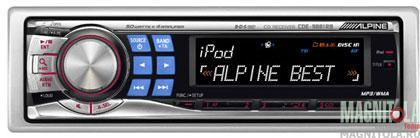 Схема alpine cde-9881rb