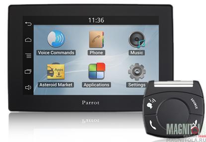Автомобильный планшетный компьютер Parrot ASTEROID Tablet