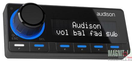Проводной пульт дистанционного управления Audison DRC MP