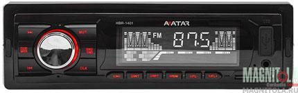Автомагнитола Avatar HBR-1401 - фото 5