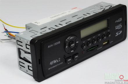 Бездисковый ресивер ACES AVH-1500B