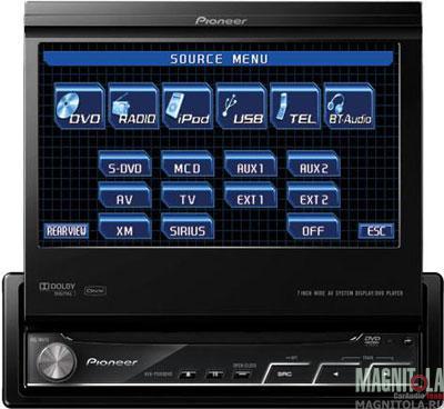 Мультимедийный центр Pioneer AVH-P5100DVD