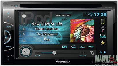 2DIN мультимедийный центр с поддержкой Bluetooth Pioneer AVH-X2600BT