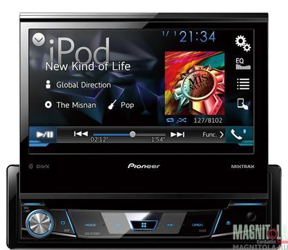 Мультимедийный центр с поддержкой Bluetooth Pioneer AVH-X7700BT