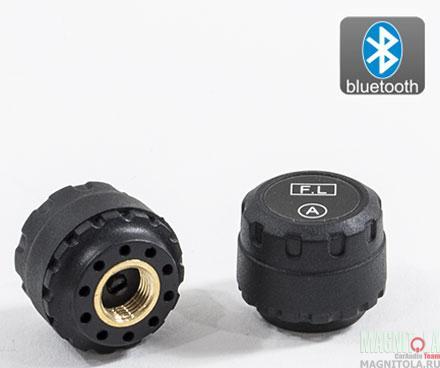 Система контроля давления в шинах для мотоцикла AVEL AVS01TPMS