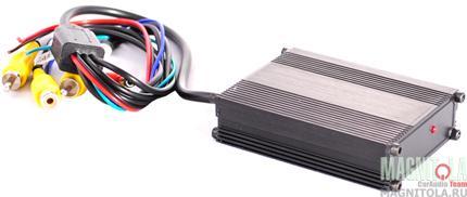 Блок автоматического переключения камер переднего и заднего вида AVIS AVS02TS