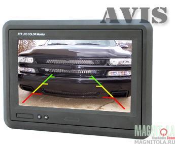 Монитор в авто AVIS AVS1038T - фото 4