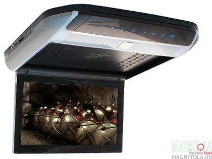 Потолочный монитор с DVD-проигрывателем AVIS AVS1030T