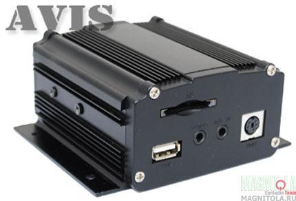 Усилитель для мотоцикла/квадроцикла AVIS AVS111