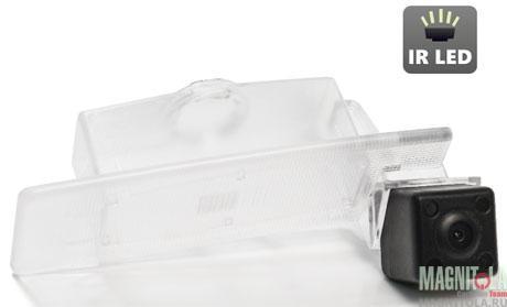 Камера заднего вида для автомобилей KIA OPTIMA III (2011-...) / K5 AVIS AVS315CPR (035)