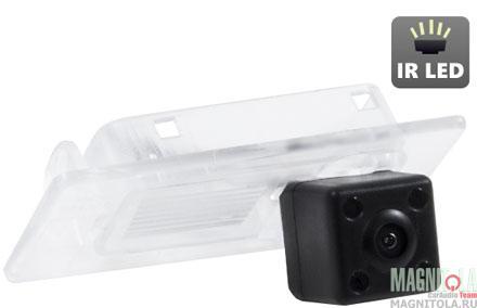 Камера заднего вида для автомобилей Hyundai Solaris (2017-)/ Elantra VI (2016-) AVEL AVS315CPR (191)