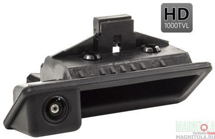 Камера заднего вида, интегрированная с ручкой багажника для автомобилей BMW 3/5 AVEL AVS327CPR (009)