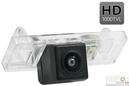 Камера заднего вида для автомобилей Nissan/Citroen/Peugeot AVEL AVS327CPR (063)