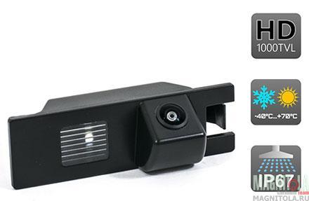 Камера заднего вида для автомобилей Opel/Hummer/Renault AVEL AVS327CPR (068)