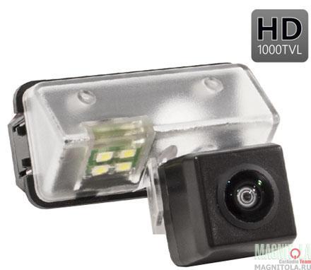 Камера заднего вида для автомобилей TOYOTA VERSO (2009-...) / AURIS (2006-...) AVEL AVS327CPR (099)