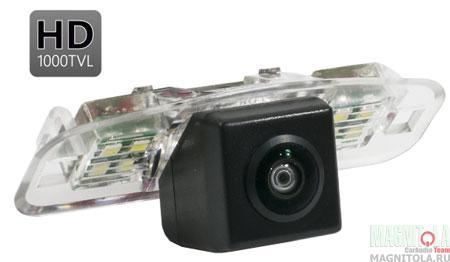 Камера заднего вида для автомобилей Honda Accord VIII, Civic VIII 4D AVEL AVS327CPR (152)
