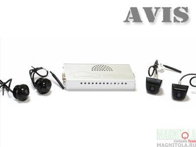 Система кругового обзора на 360 градусов AVIS AVS360TS