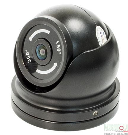 Камера заднего вида для грузовых автомобилей и автобусов, со встроенным микрофоном AVIS AVS403CPR