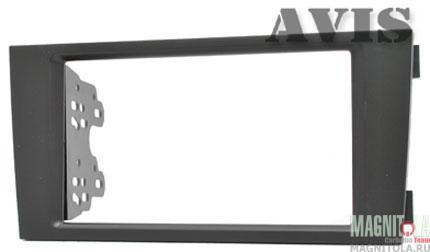 Переходная рамка 2DIN для автомобилей Audi A6/Allroad AVIS AVS500FR (002)