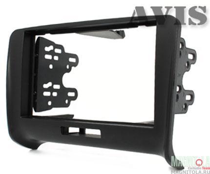 Переходная рамка 2DIN для автомобилей Audi TT (8J) AVIS AVS500FR (003)