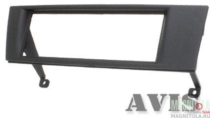 Переходная рамка 1DIN для автомобилей BMW1 без навигации AVIS AVS500FR (004)