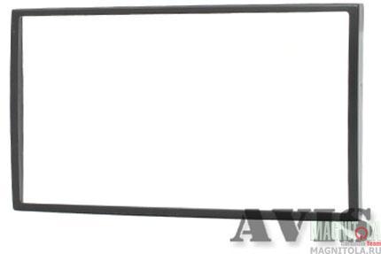 Переходная рамка 2DIN для автомобилей Chery Tiggo AVIS AVS500FR (009)