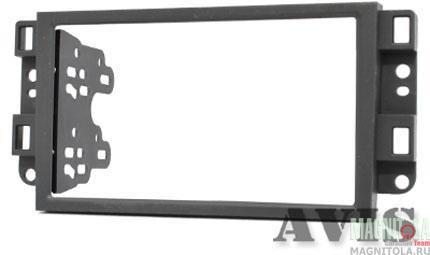 Переходная рамка 2DIN для автомобилей Chevrolet Epica/ Aveo/ Captiva AVIS AVS500FR (011)