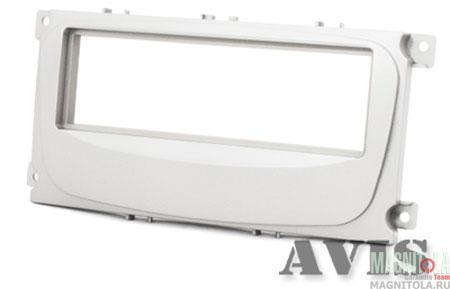 Переходная рамка 1DIN для автомобилей Ford C-Max, Focus 2, Galaxy 2, Mondeo 4, S-Max AVIS AVS500FR (019)