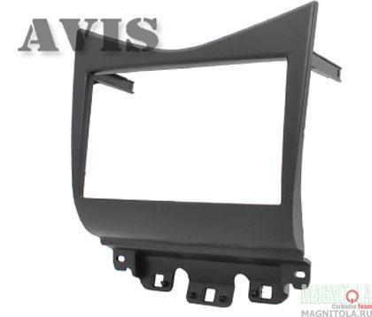 Переходная рамка 2DIN для автомобилей Honda Accord 2007 AVIS AVS500FR (026)