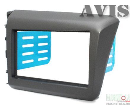 Переходная рамка 2DIN для автомобилей Honda Civic 4D (2012-...) AVIS AVS500FR (028)