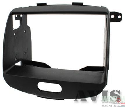 Переходная рамка 2DIN для автомобилей Hyundai I-10 AVIS AVS500FR (036)