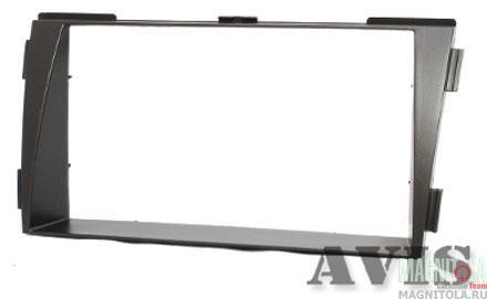 Переходная рамка 2DIN для автомобилей Hyundai NF (2008-2010) AVIS AVS500FR (042)