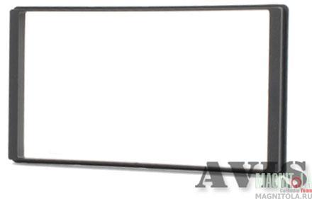 Переходная рамка 2DIN для автомобилей Hyundai Santa Fe I AVIS AVS500FR (043)